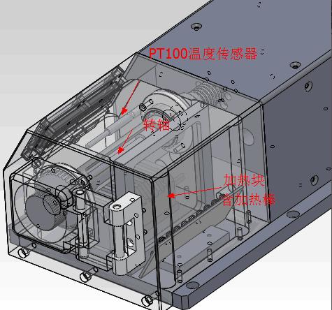 旋转滴界面张力仪TX500C温控系统