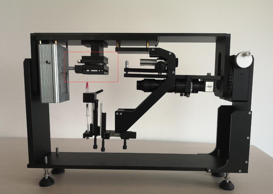 3D接触角测量仪模块